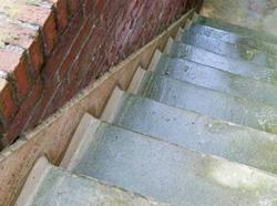 Häufig Kelleraußentreppe - die feuchte Problemzone des Kellers KE95